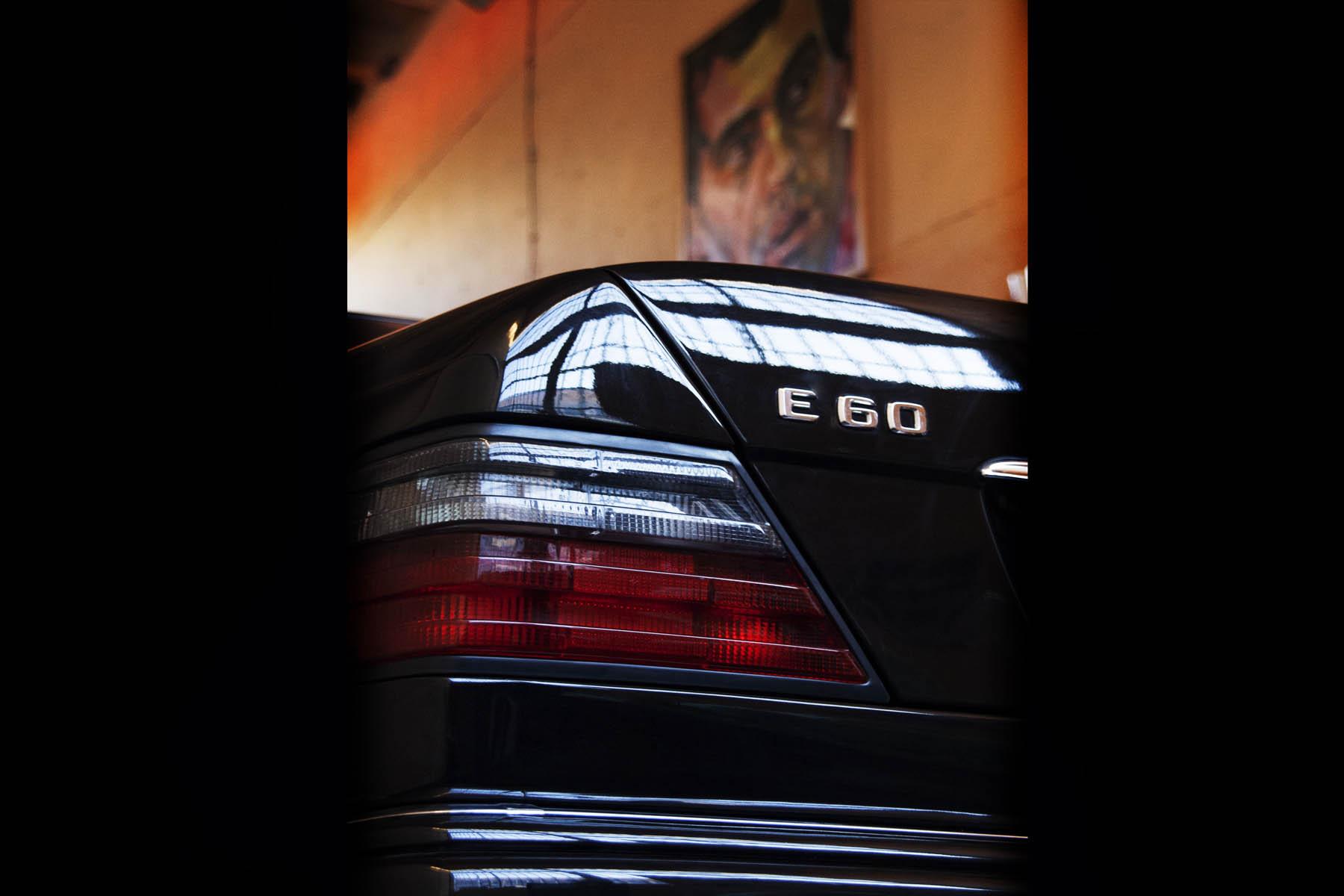01 Mercedes E60 AMG