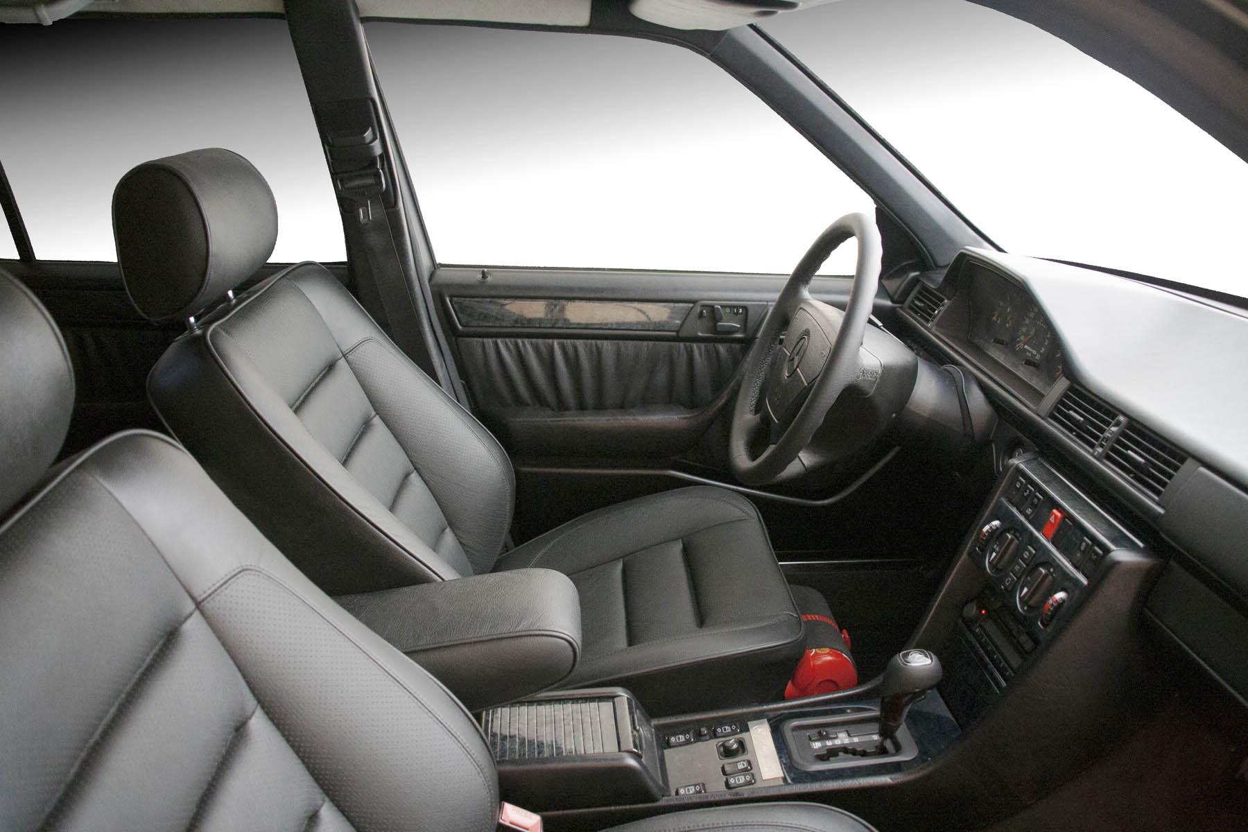 03 Mercedes E60 AMG