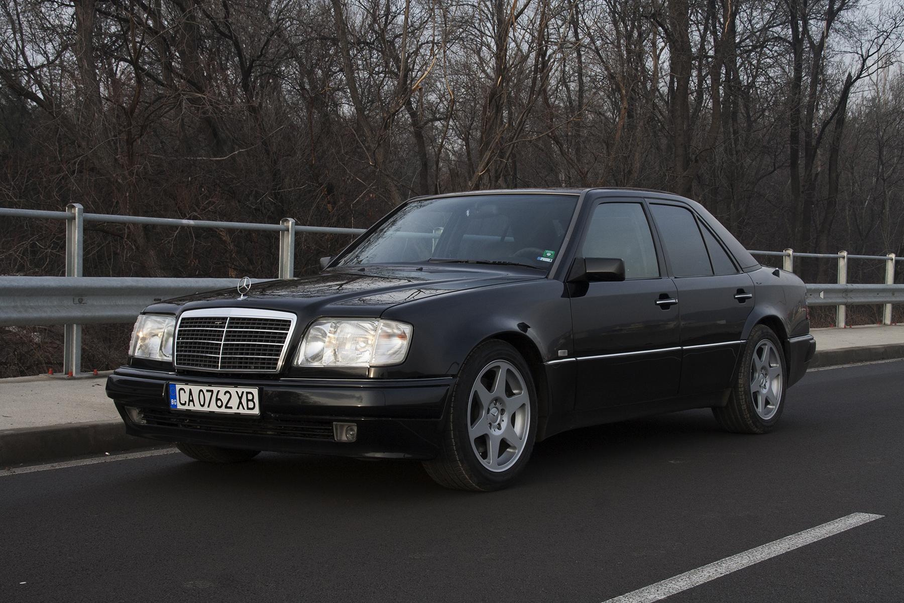 37 Mercedes E60 AMG