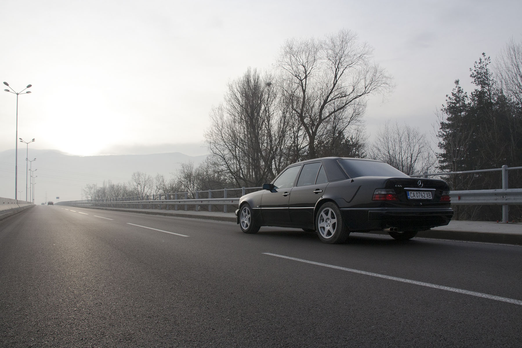 39 Mercedes E60 AMG
