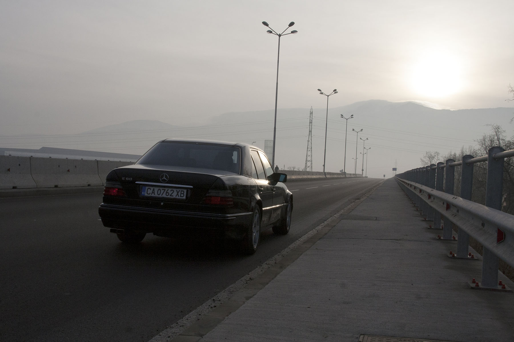 43 Mercedes E60 AMG