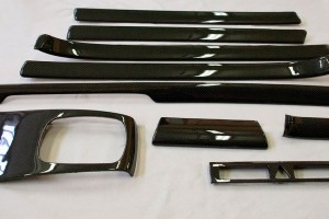 Interior trim set Audi A4 B5