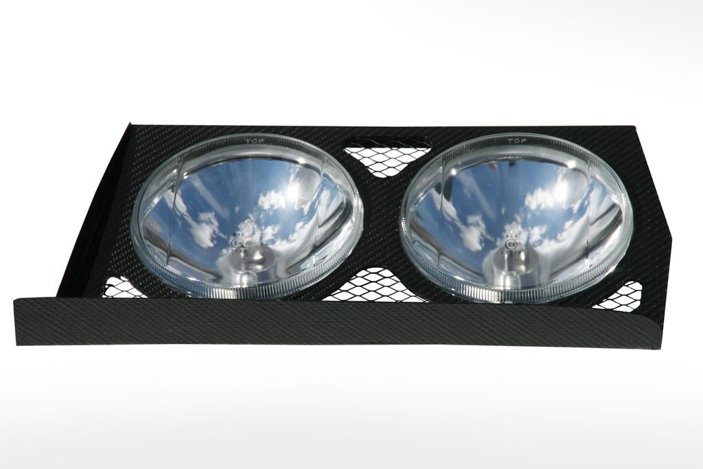 lancia di headlights frame b