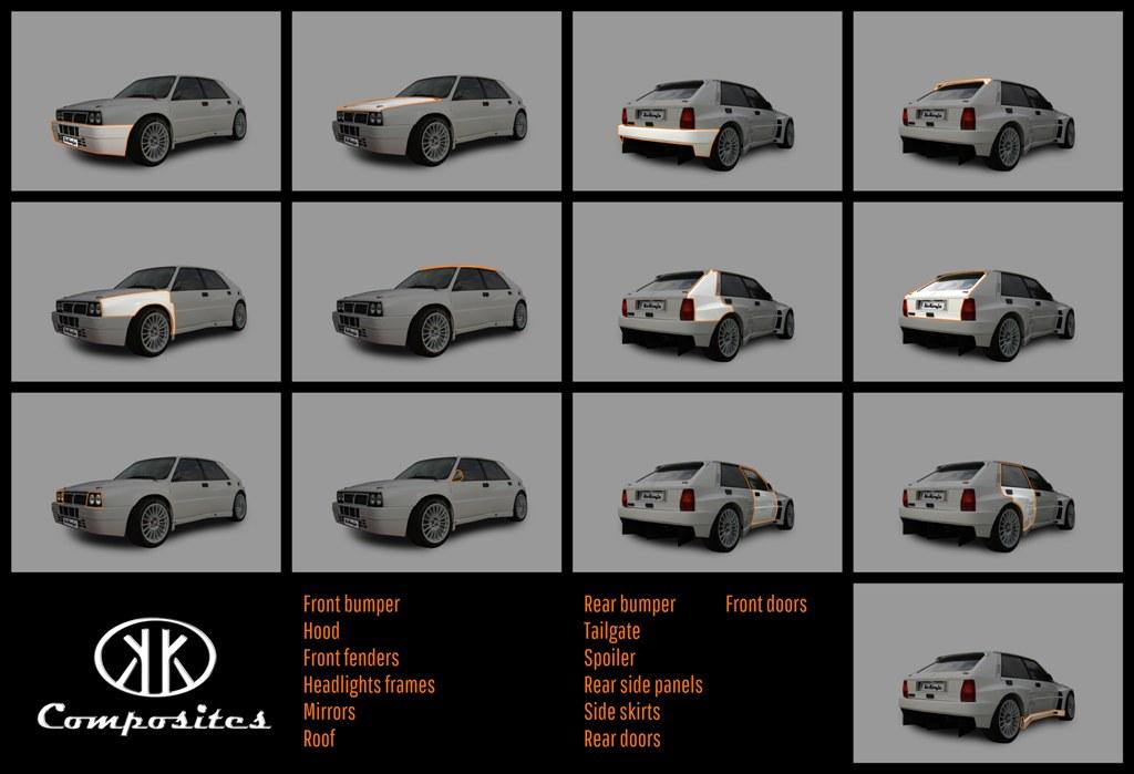 03 Lancia kit