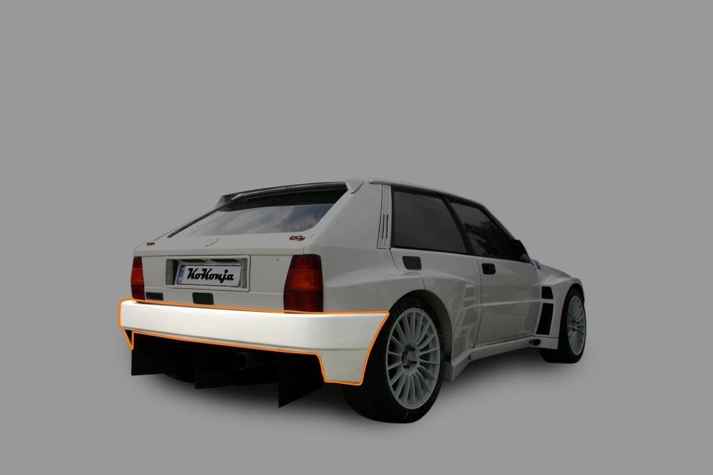 10 Lancia kit