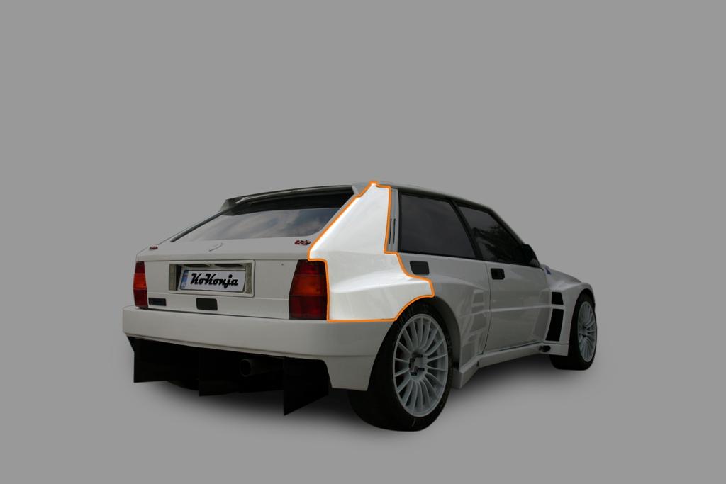 11 Lancia kit