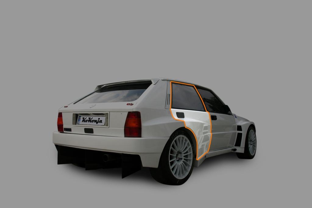 12 Lancia kit