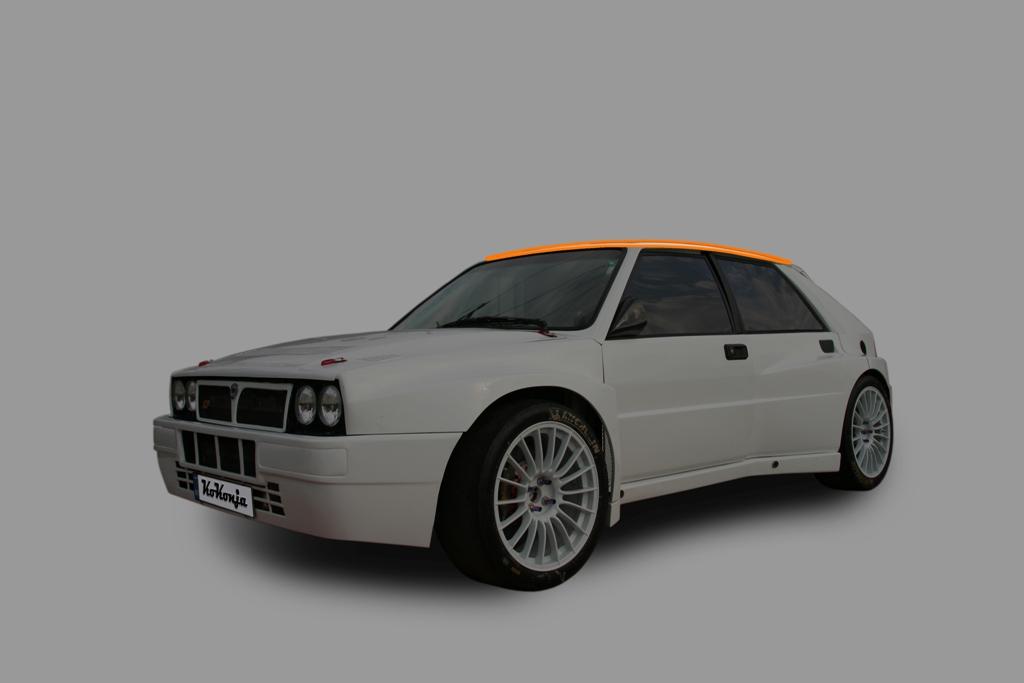 13 Lancia kit