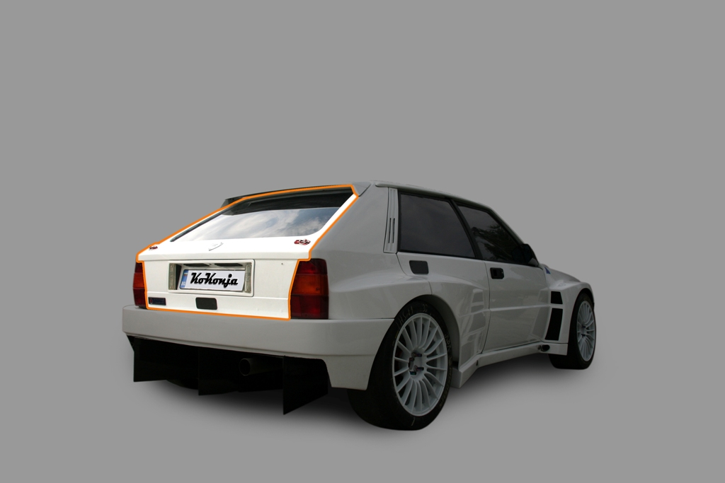 16 Lancia kit