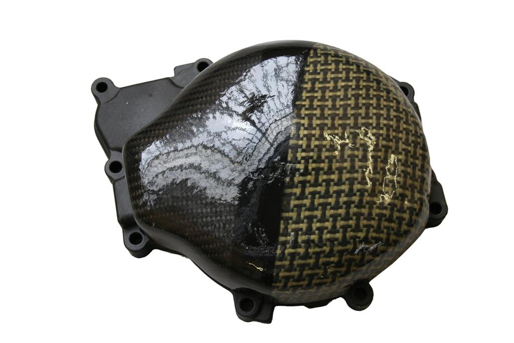 Yamaha R6 tranny cap 2
