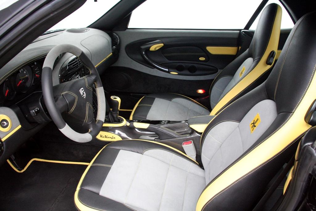 07 Porsche 996