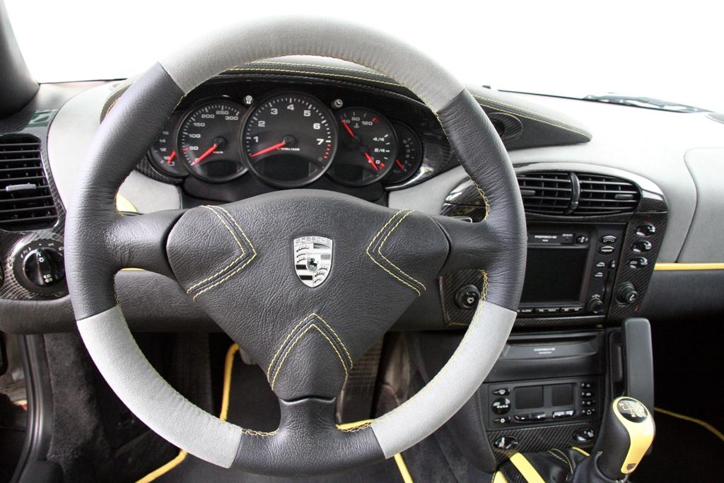 15 Porsche 996