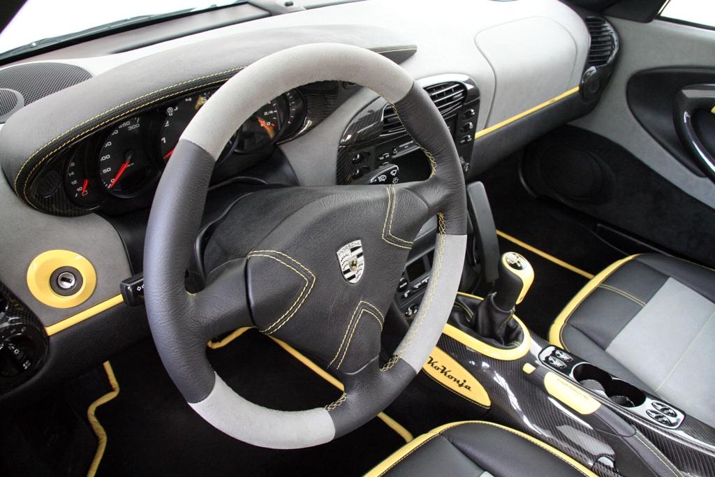 17 Porsche 996