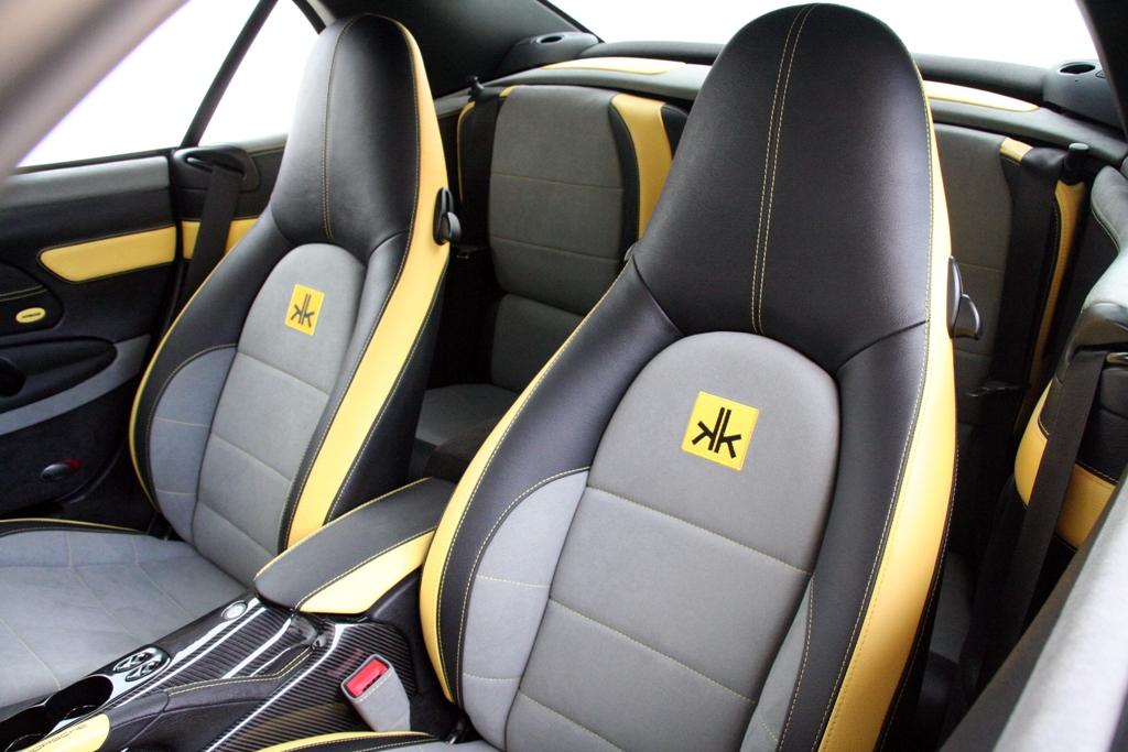 18 Porsche 996