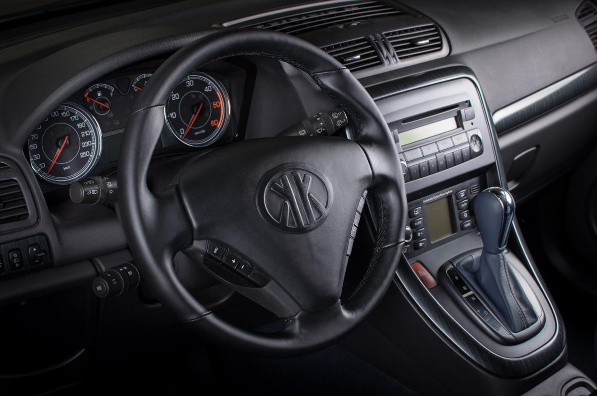 Fiat Croma custom interior