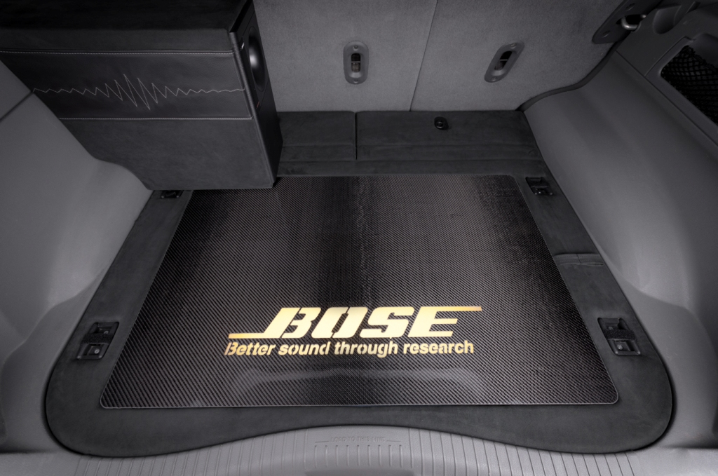 Jeep Bose By Carbon Motors