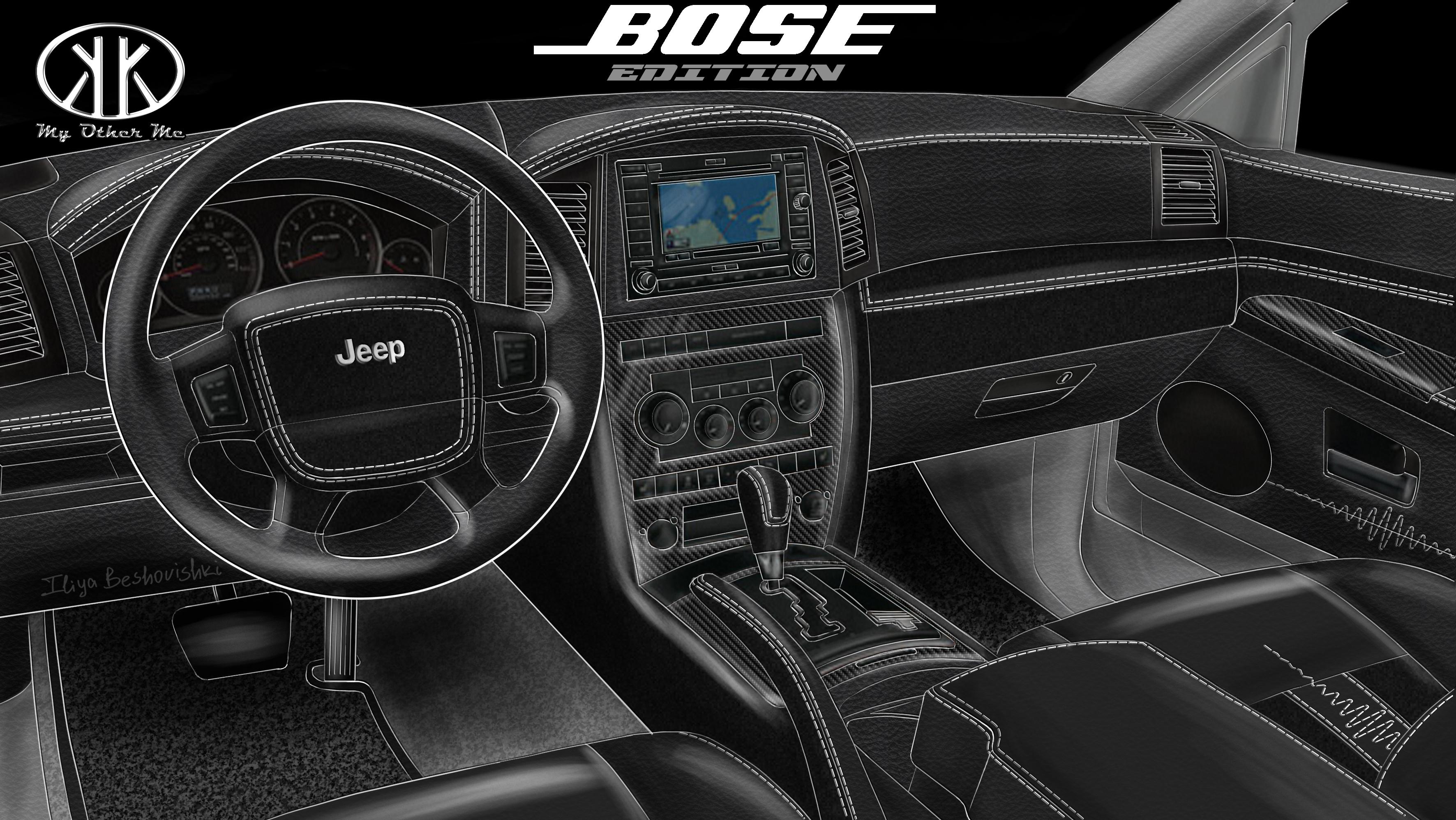 jeep bose 18