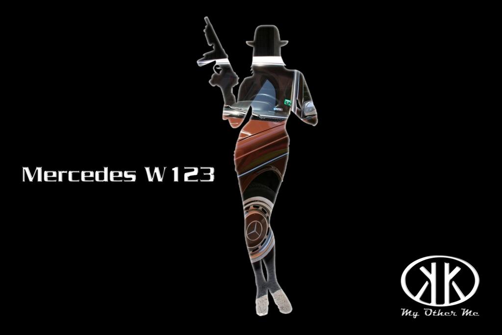 mercedes w123 1
