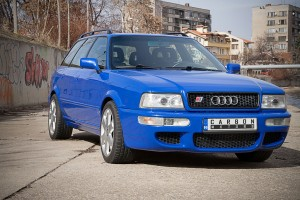 Audi RS2 recreation