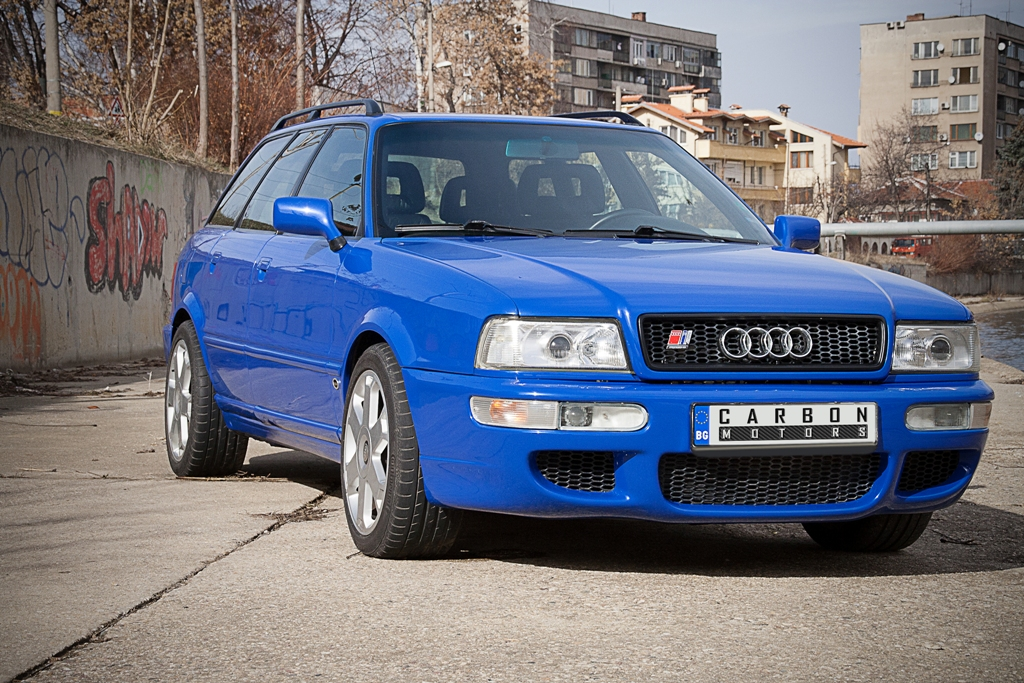 01 Audi RS 2 replica