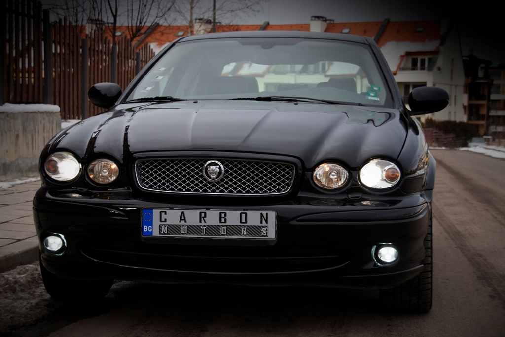 02 Jaguar X-Type