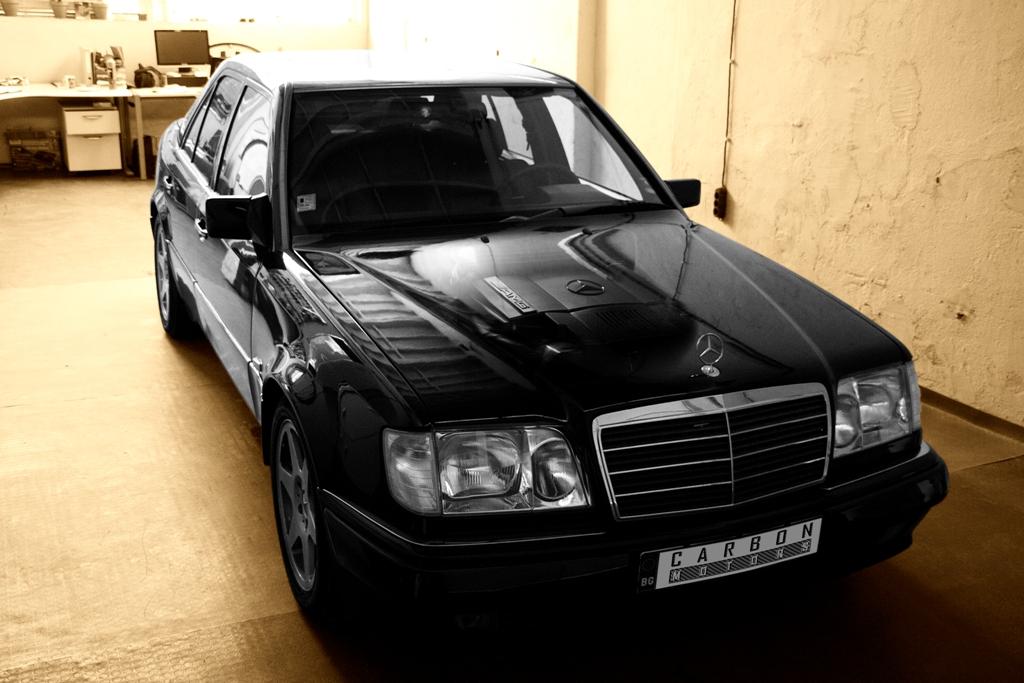 02 Mercedes E60 AMG