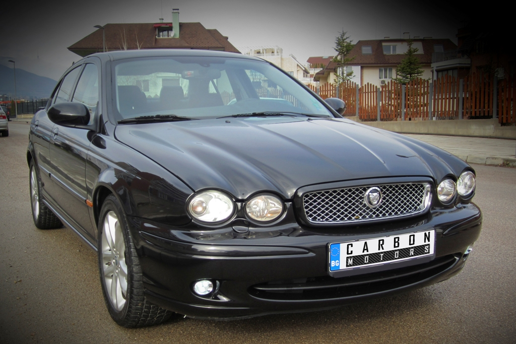03 Jaguar X-Type