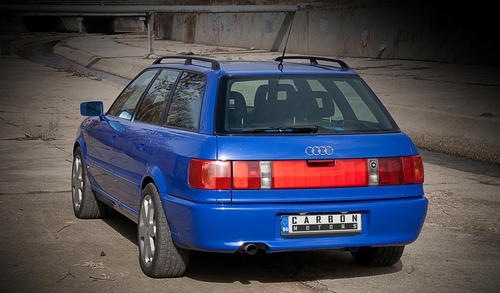 04 Audi RS 2 replica