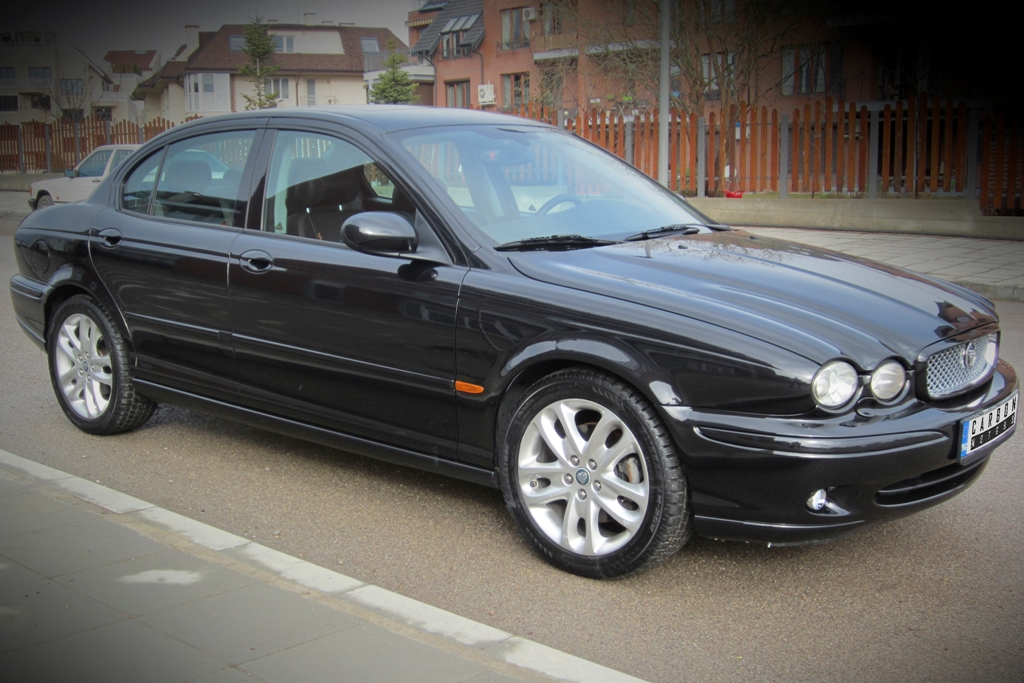 04 Jaguar X-Type