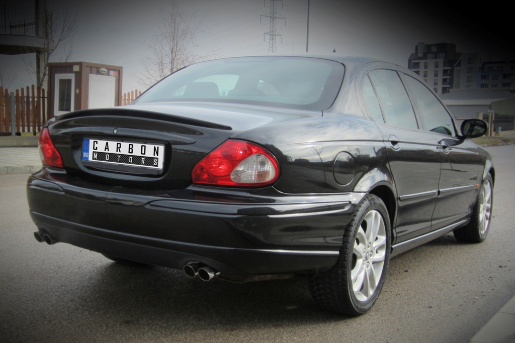 06 Jaguar X-Type