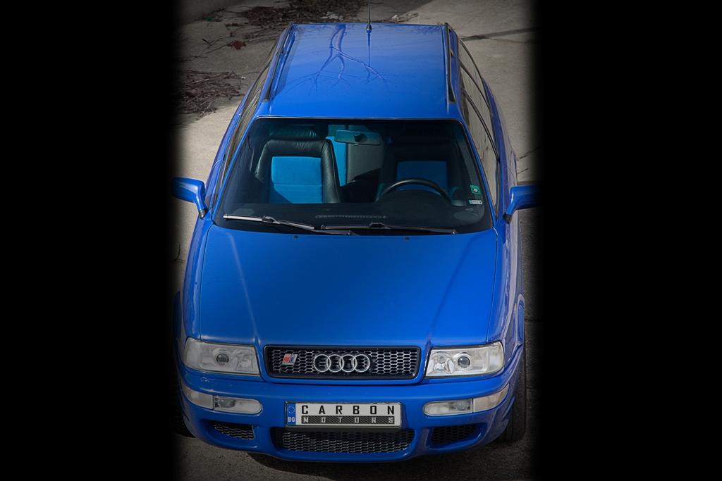 07 Audi RS 2 replica