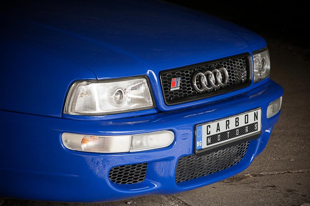 09 Audi RS 2 replica