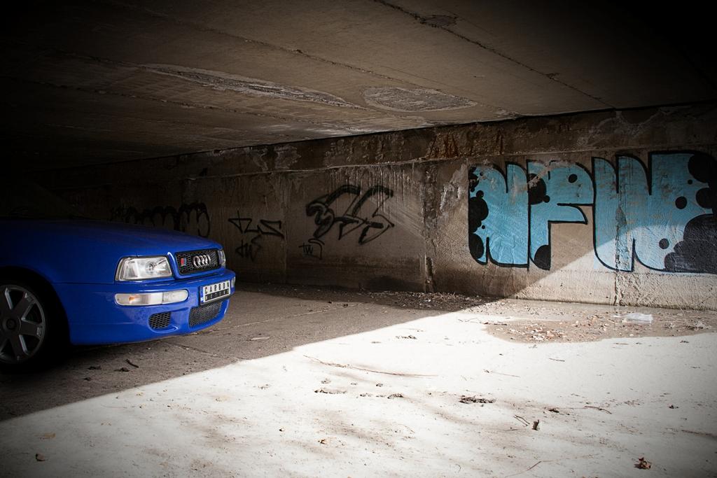 11 Audi RS 2 replica
