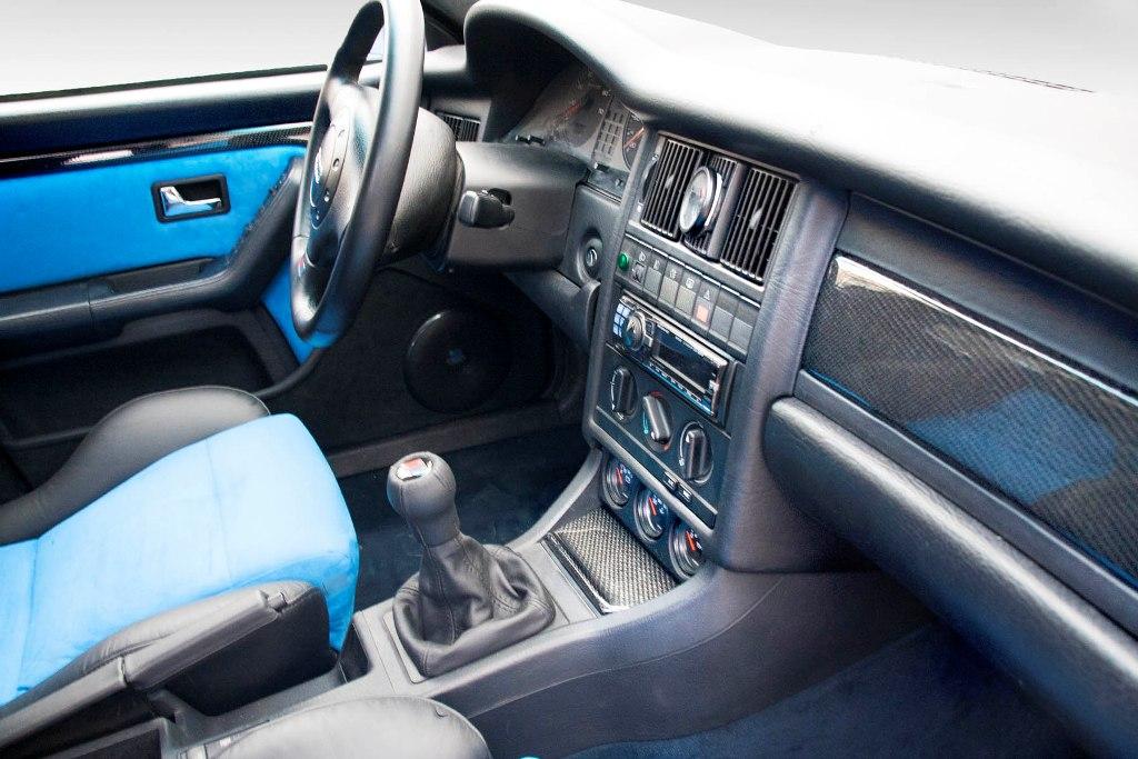 12 Audi RS 2 replica