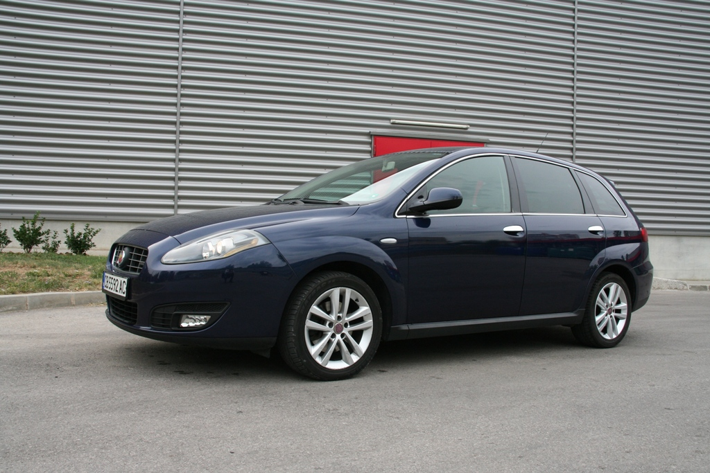 Fiat croma for sale diesel mobile carandclassic image front 3