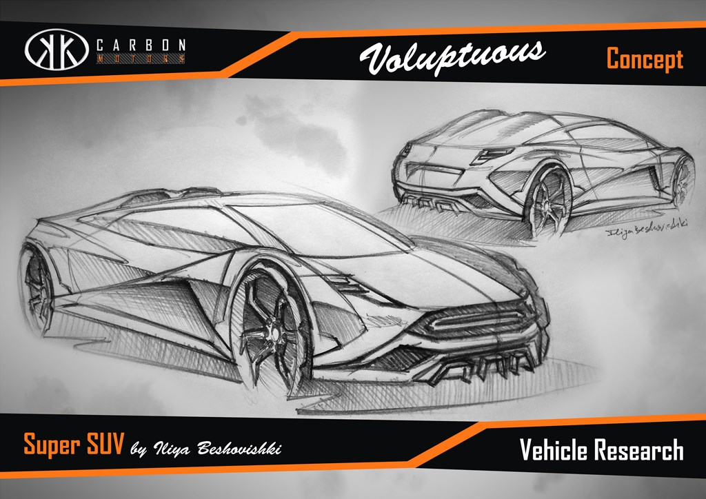 super suv voluptuous drawings image