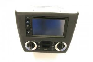 Audi TT Double Din console