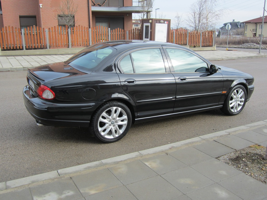 jaguar x-type for sale 04