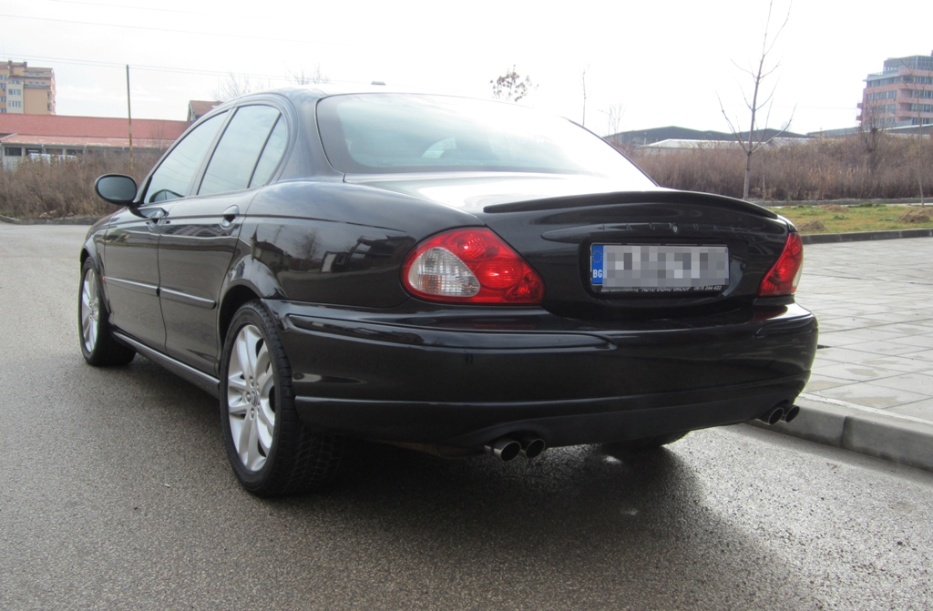 jaguar x-type for sale 05