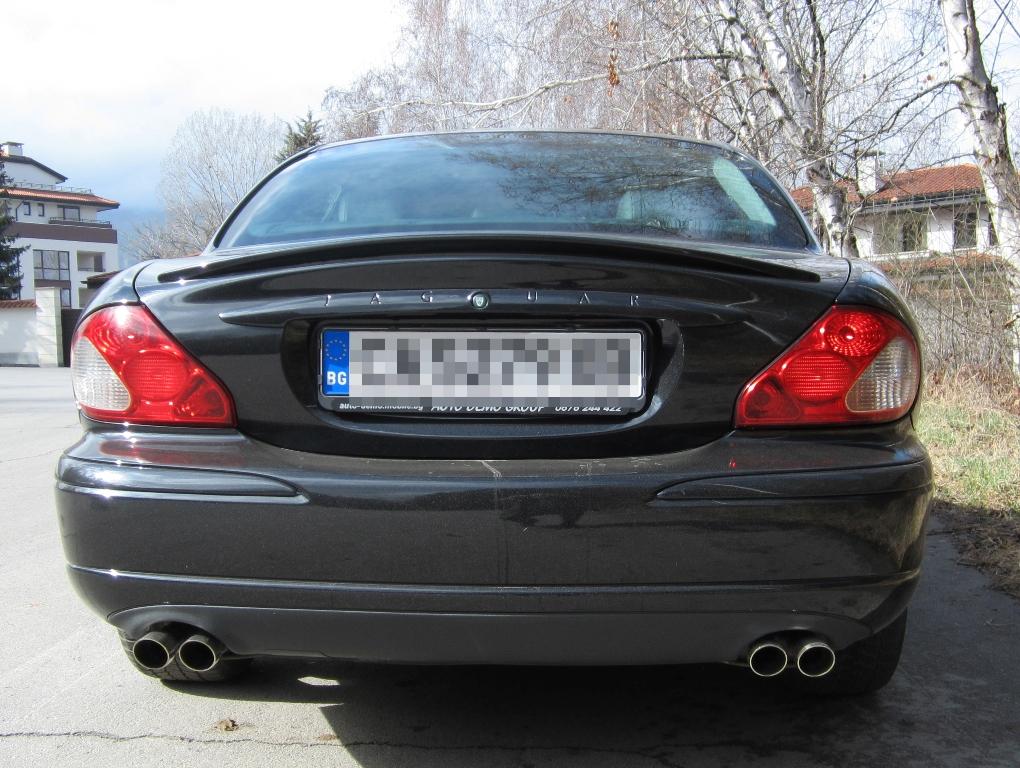 jaguar x-type for sale 06