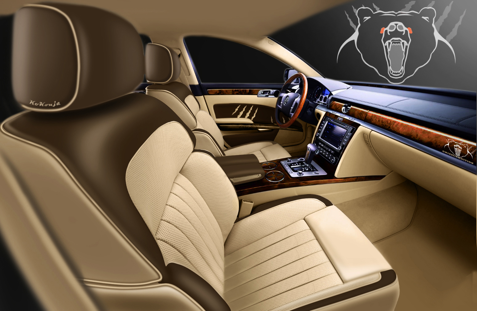 Classic Interior Vw Phaeton Jaguar Mk1 Dm Classic Cars