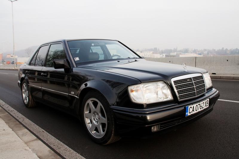 Mercedes E500 E60 AMG image 01