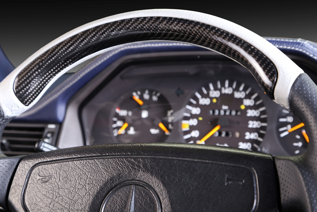 Mercedes E500 Carbon Motors 14
