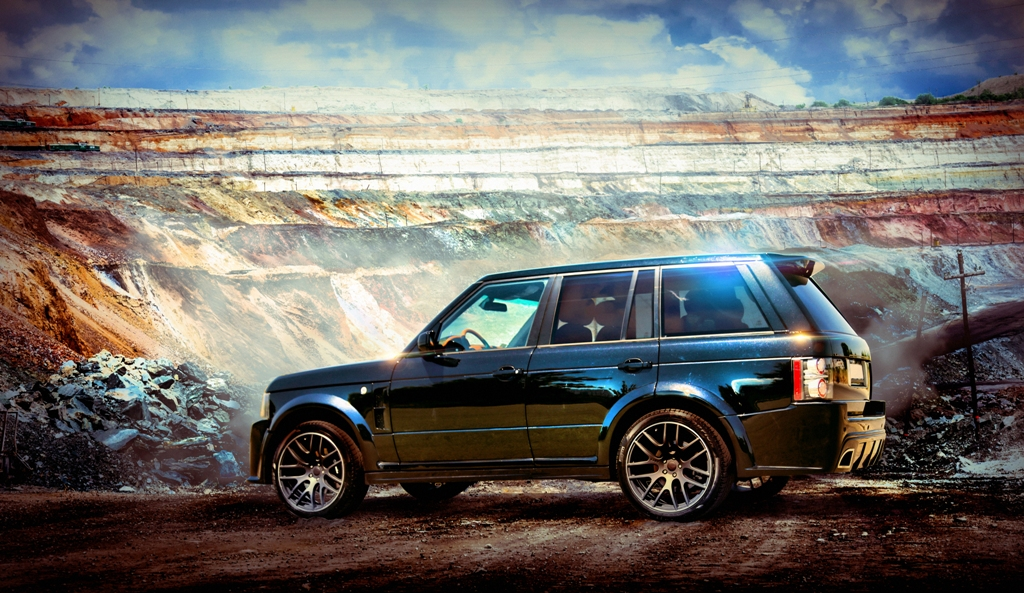 Range Rover onyx by Carbon Motors image 02