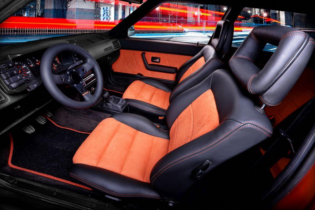 Audi B2 Coupe restomod by Carbon Motors image 04