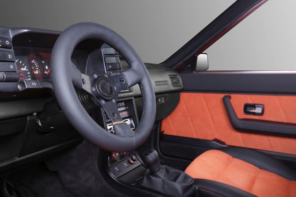 Audi B2 Coupe restomod by Carbon Motors image 07