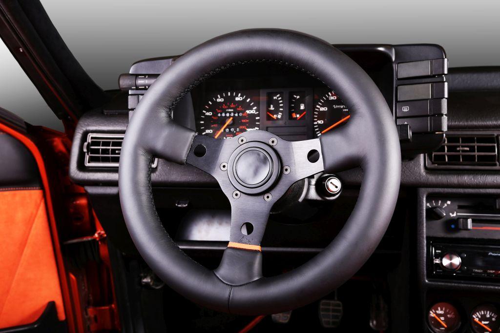 Audi B2 Coupe restomod by Carbon Motors image 11