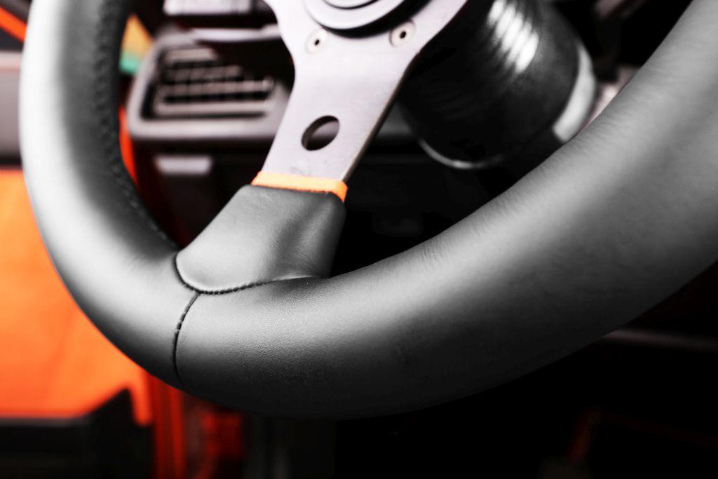Audi B2 Coupe restomod by Carbon Motors image 12