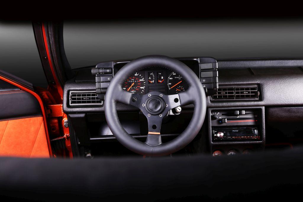 Audi B2 Coupe restomod by Carbon Motors image 13