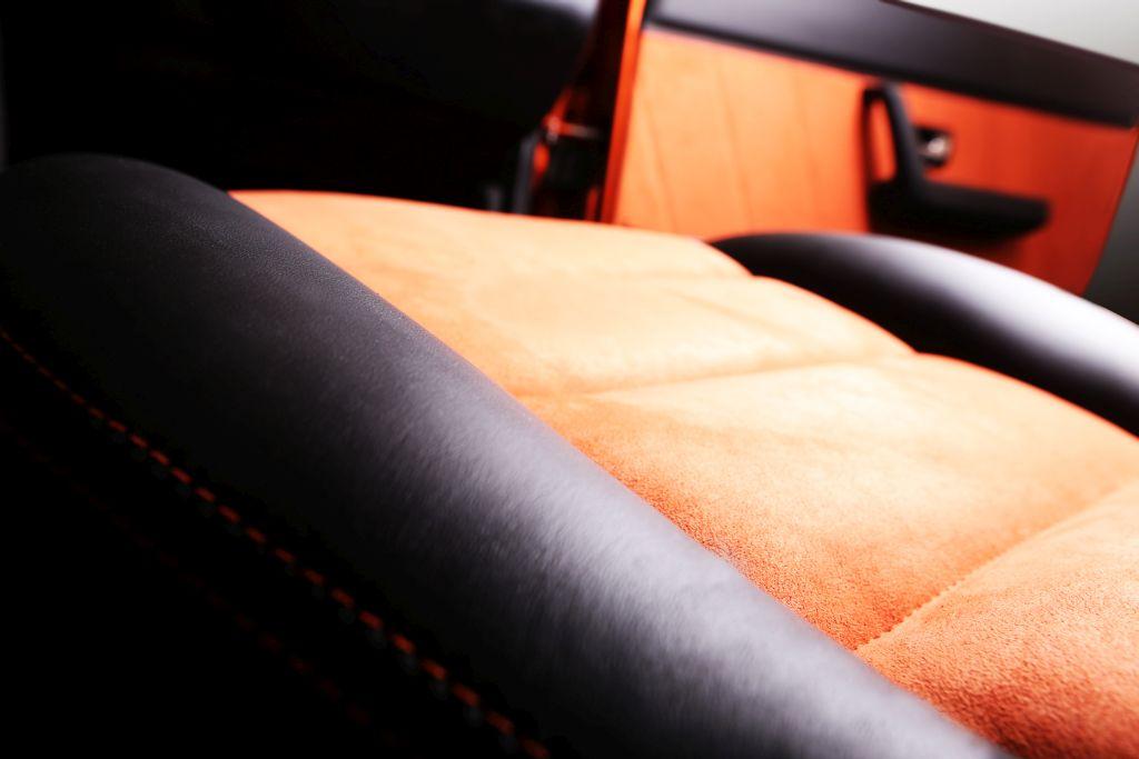 Audi B2 Coupe restomod by Carbon Motors image 14